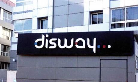 Disway améliore son chiffre d'affaires de 3,3% à fin juin