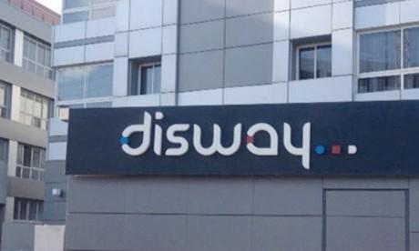 Disway a réalisé un chiffre d'affaires en hausse de 3,3% au 1er semestre