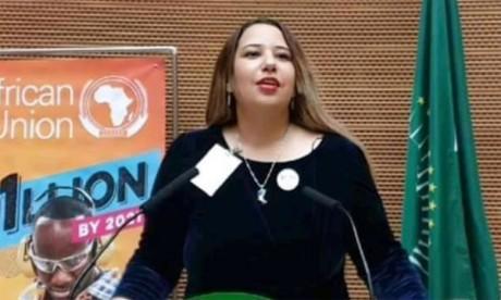 Karima Rhanem.
