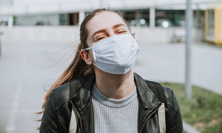 Coronavirus: Paris se masque en pleine vague de chaleur caniculaire