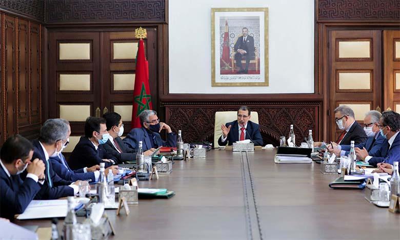 Le Chef du gouvernement exhorte les départements gouvernementaux à s'atteler au volet législatif du chantier de la déconcentration administrative dans les plus brefs délais