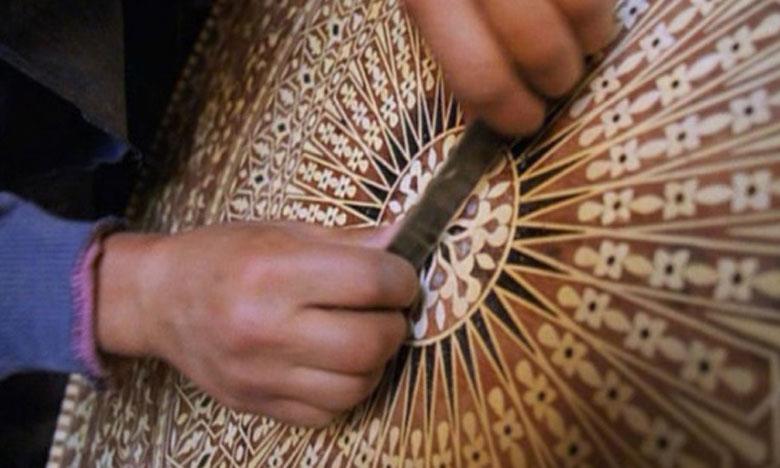Inauguration d'un Complexe  intégré de l'artisanat