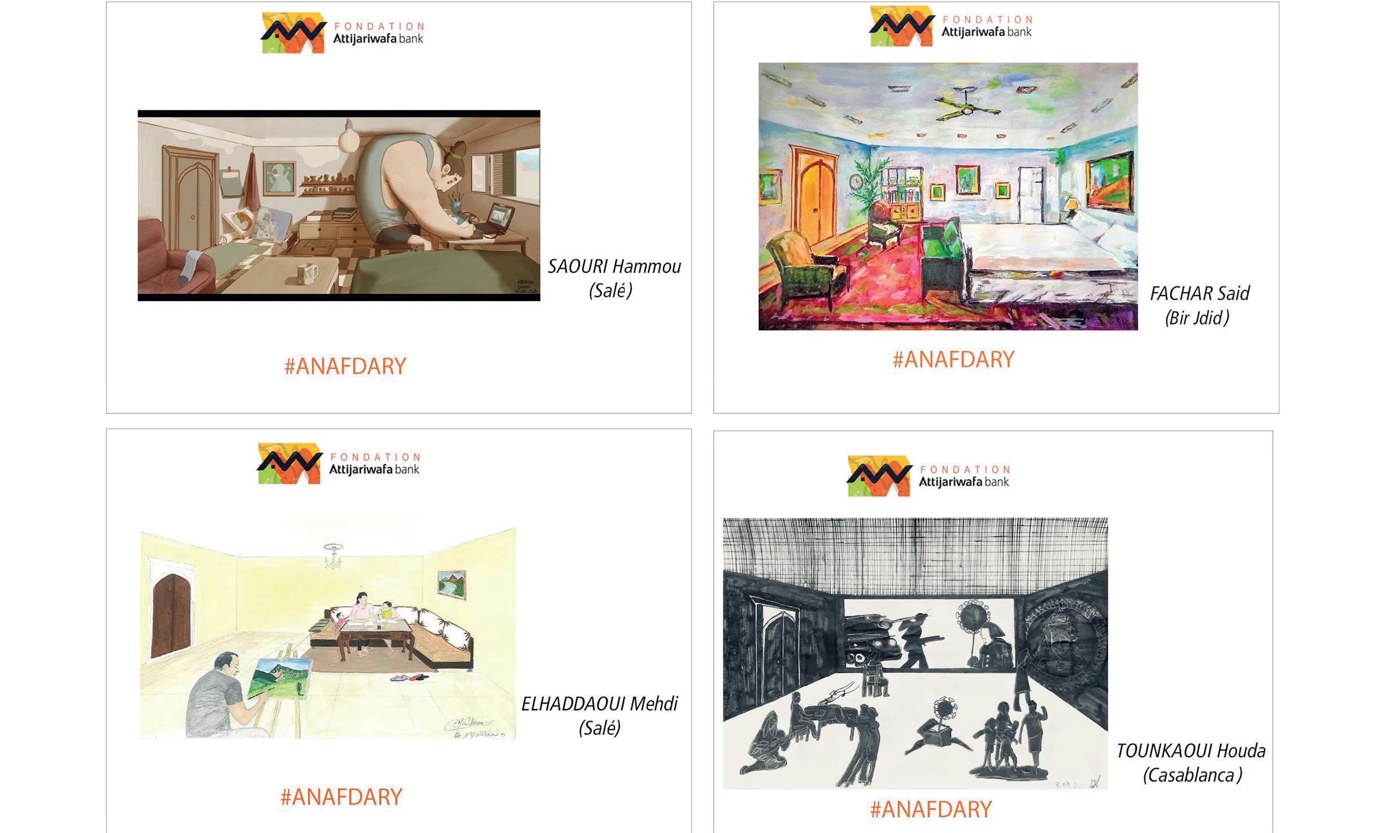La Fondation Attijariwafa bank dévoile  la liste des vainqueurs