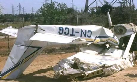Crash d'un avion à Kénitra : Le BEA ouvre une enquête