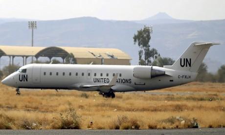 Mali: Un avion de l'ONU rate son atterrissage et fait 11 blessés