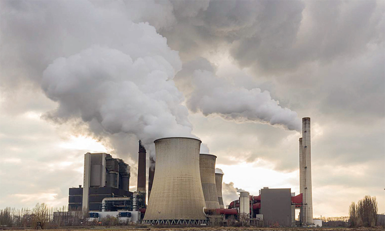 En dépit de ce déclin et avec 36,4%, le charbon demeure la première source d'énergie électrique mondiale. Ph. DR