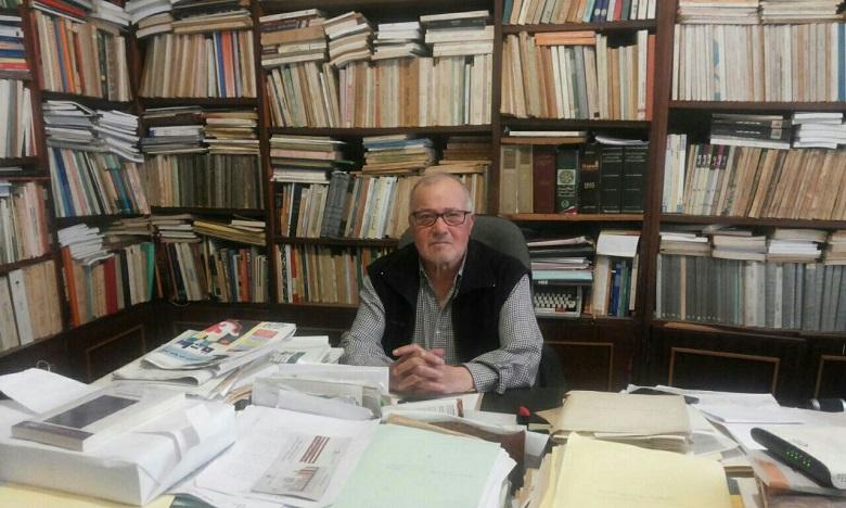 L'écrivain et journaliste marocain, Mohamed Adib Slaoui n'est plus