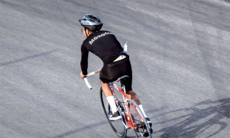 Cyclisme: L'équipe nationale en stage de préparation à Ifrane