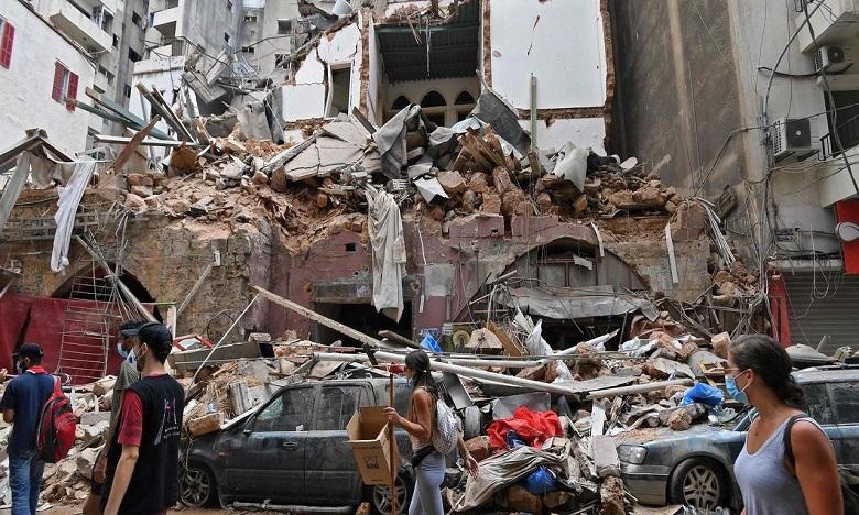 Drame de Beyrouth : Le ministère de la Santé dresse un nouveau bilan