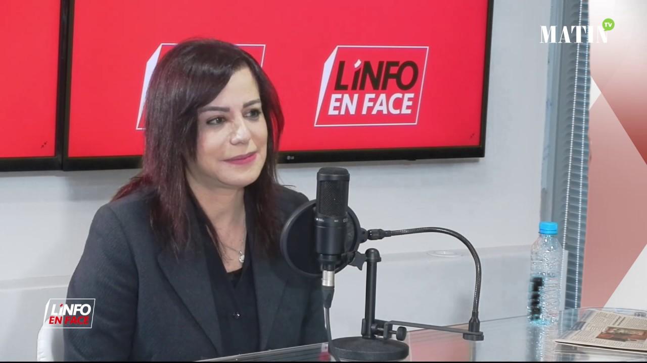 Leila El Andaloussi, présidente de Wimen