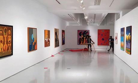 Exposition «Les peintres marocains dans les collections nationales,  de Ben Ali R'bati à nos jours» du 12 août au 15 décembre