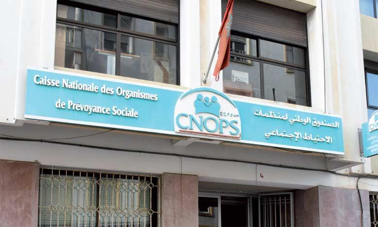 La CNOPS améliore l'accès des assurés aux prestations d'AMO