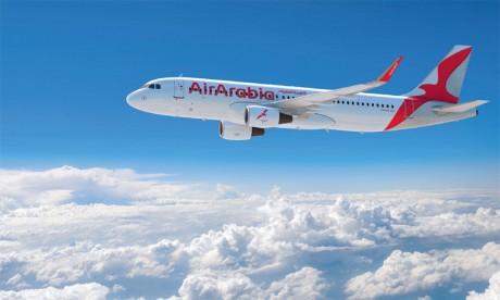 Air Arabia Maroc maintient  ses vols spéciaux