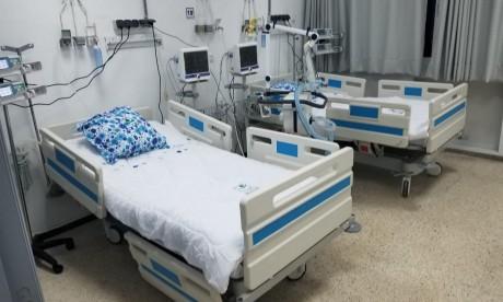 Covid-19: une nouvelle unité de réanimation médicale voit le jour à Tanger