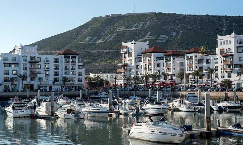 Anza est une ancienne municipalité qui a été absorbée par la ville d'Agadir en 2003 en raison de l'extension urbanistique. Ph : DR