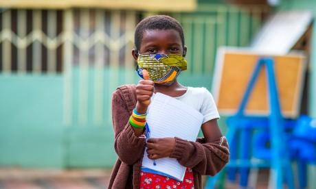 """Afrique: L'OMS et l'Unicef plaident pour la """"reouverture sécurisée"""" des écoles"""