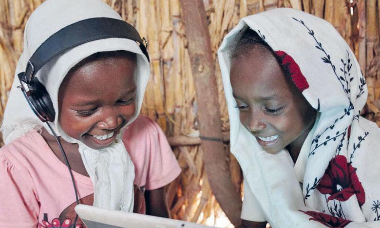 Ericsson et l'Unicef lancent  un partenariat mondial
