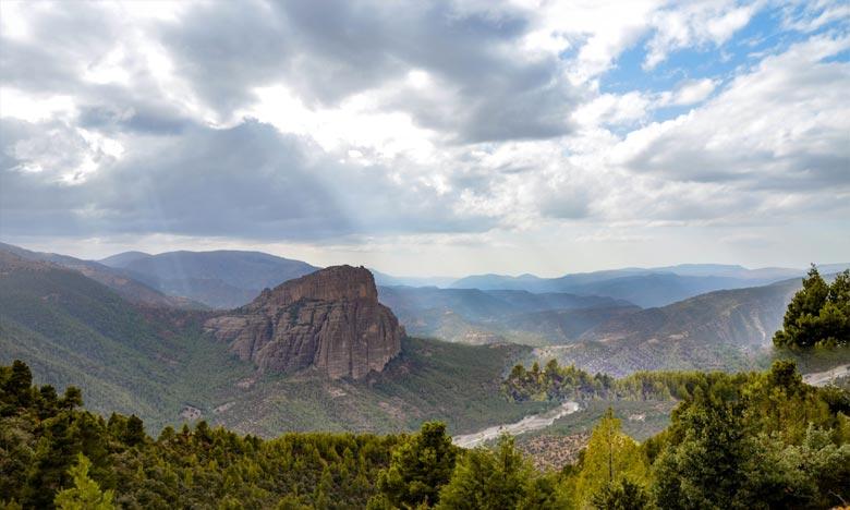 La DGM prévoit pour ce mercredi, des nuages instables avec ondées ou parfois averses orageuses sur les reliefs de l'Atlas, l'Est du Rif, le Sud-est et les Hauts plateaux orientaux. Ph : DR