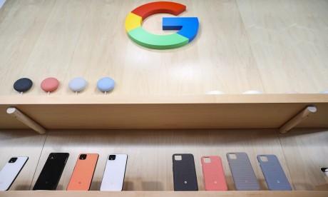 Google présente un nouveau smartphone dans un marché mondial en baisse