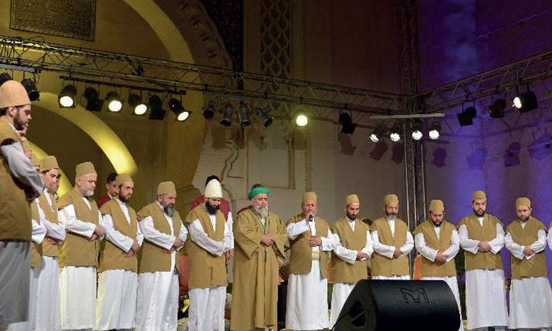 Faouzi  Skali : «Le soufisme est un patrimoine d'une extrême  richesse culturelle, artistique et spirituelle»