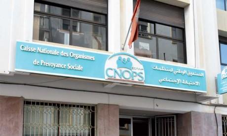 La CNOPS remboursera les frais des prestations médicales liées à la Covid-19