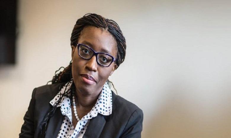 La secrétaire exécutive de la Commission économique des Nations Unies pour l'Afrique (CEA-ONU), Vera Songwe.