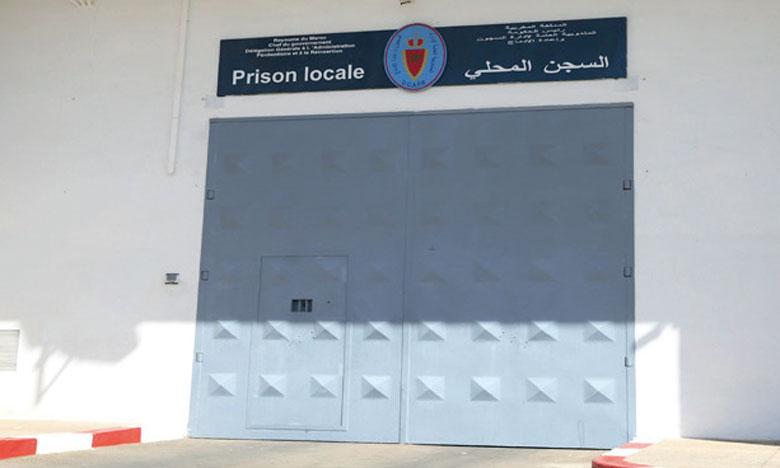 Troisième édition du programme d'été pour les détenus mineurs