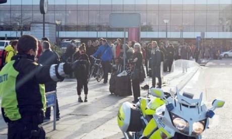 Covid-19: L'aéroport de Copenhague va supprimer 650 emplois soit un quart de son personnel