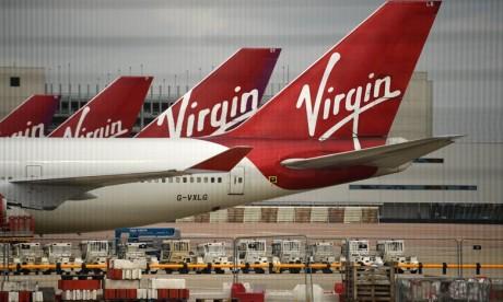 La compagnie aérienne Virgin Atlantic déclare faillite