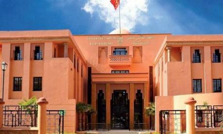 L'UCA de Marrakech lance les inscriptions pour l'année universitaire 2020-2021