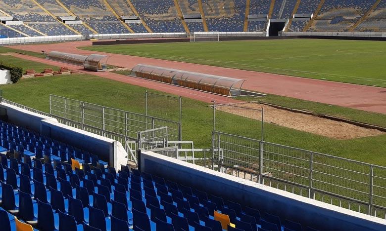 Les travaux de mise à niveau, de rénovation et de réhabilitation de l'ancien stade municipal ont nécessité un investissement de 6 MDH. Ph : DR