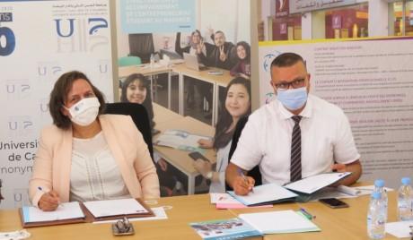 Lancement d'une nouvelle agence universitaire Anapec au sein l'UH2C