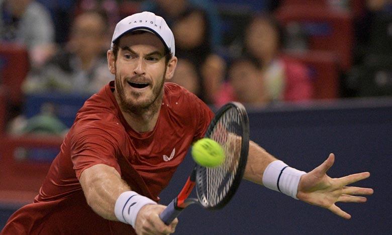 L'ancien numéro 1 mondial Andy Murray bénéficie d'une wild-card pour disputer le tournoi qui se déroulera exceptionnellement à New York. Ph : AFP