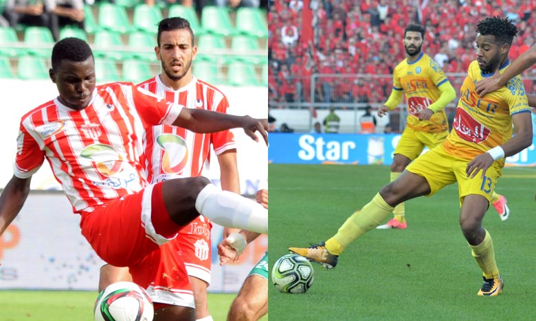 La Renaissance Club Athletic Zemamra (RCAZ) se hisse à la 9e position avec 24 pts, tandis que le Hassania Union Sport d'Agadir (HUSA) occupe la 13e position avec 20 unités. Ph : DR