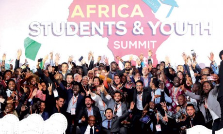 Le troisième Sommet des jeunes leaders africains en mode virtuel