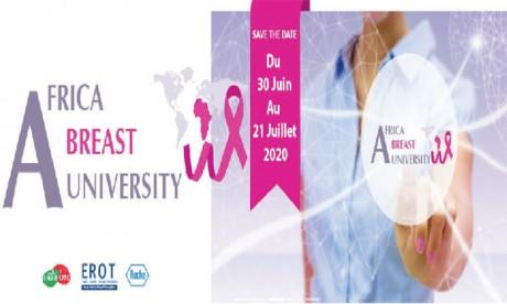 L'AMFROM organise lapremière édition de l'Africa Breast University
