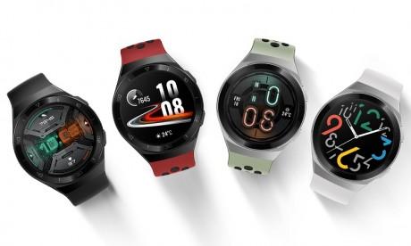 Découvrez la Huawei Watch GT 2e, la nouvelle smartwatch de Huawei à l'autonomie impressionnante