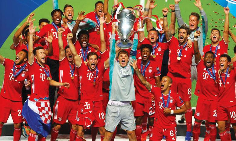 Le Bayern empoche son sixième sacre aux dépens du PSG