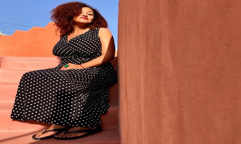 """Jihane Bougrine : """" Houria est un cri du cœur , pour toutes ces minorités incomprises, qui veulent vivre en paix"""""""