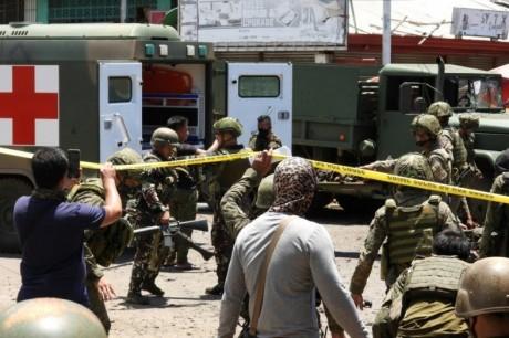 Philippines : au moins 10 morts dans un double attentat à Jolo