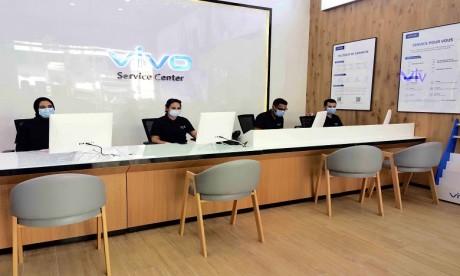 Vivo inaugure son nouveau « Service Center » à Casablanca