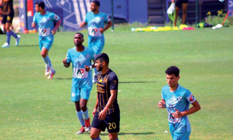 Au cours de son stage à Agadir, l'IRT a disputé plusieurs matchs amicaux contre des équipes locales de la région et d'autres de l'élite de passage dans la capitale du Souss.