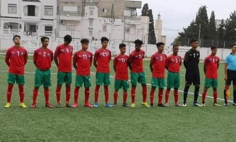 Football: La sélection nationale U17 reprend les entraînements