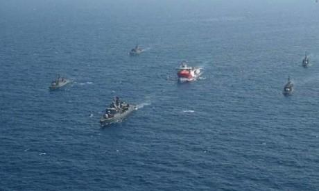 Exercice militaire européen sur fond de vives tensions gréco-turques