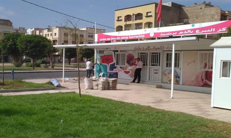 Don de sang : Le CRTS lance une unité de proximité à Berrechid