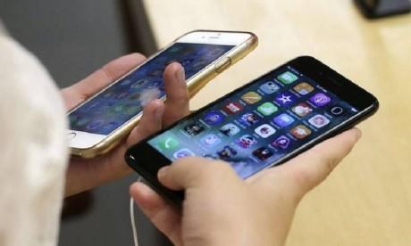 Beaucoup de Chinois disent qu'ils pourraient cesser d'utiliser un iPhone si WeChat est interdit. Ph : DR