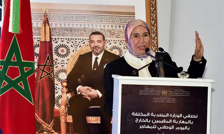 Nezha El Ouafi appelle à un mécanisme participatif de dialogue entre les Conseils régionaux et les représentants des MRE