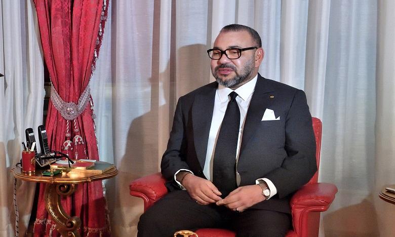 Entretien téléphonique de Sa Majesté le Roi Mohammed VI avec Son Excellence Monsieur Xi Jinping, Président de la République populaire de Chine