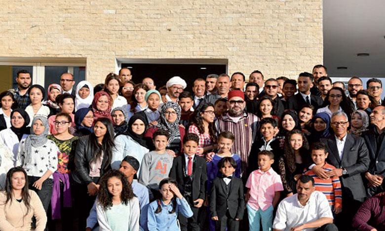La jeunesse marocaine, acteur du changement et du développement
