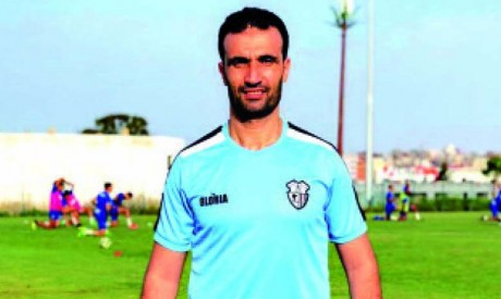 Rafik Abdessamad nommé  au poste d'entraîneur adjoint